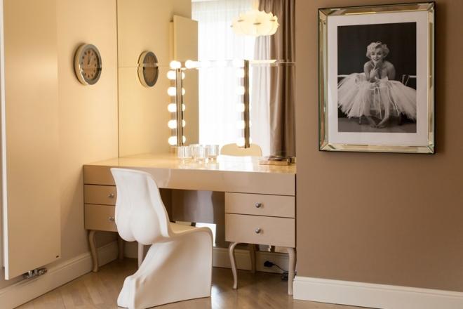Oświetlenie Toaletki Lustereczko Powiedz Przecie Wp Dom
