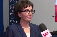 El�bieta Witek: Gabriela Tomik nie odebra�a powo�ania na wiceministra