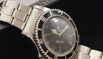 Rolex Jamesa Bonda na sprzedaż