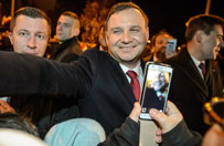 Duda: wierz�, �e z rz�dem Beaty Szyd�o b�d� m�g� si� przyczyni� do naprawy Polski