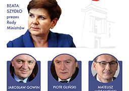 Gabinet Beaty Szydło