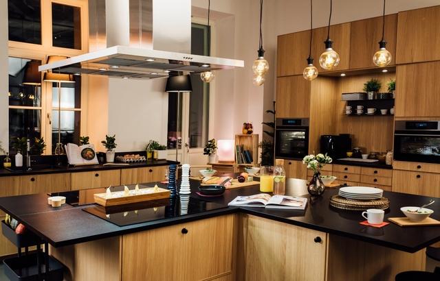 Kuchnia z wyspą aranżacje i pomysły  Dom  WP PL -> Kuchnia Z Wyspą Ikea