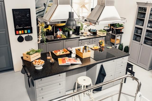 Kuchnia z wyspą aranżacje  Kuchnia z wyspą aranżacje i   -> Kuchnia Z Wyspą Ikea