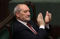 Minister MON Antoni Macierewicz o planach i zmianach w armii