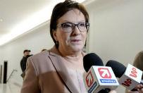 Ewa Kopacz: Grzegorz Schetyna nie zas�u�y� na poca�unek �mierci PiS