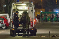 Dwie osoby zatrzymane w Berlinie. Planowa�y atak terrorystyczny?