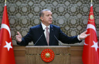 Recep Tayyip Erdogan: gdyby�my wiedzieli, �e to rosyjski samolot, reakcja by�aby inna