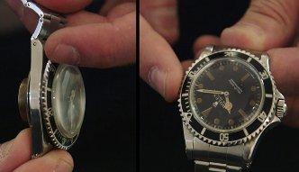 Zegarek Jamesa Bonda do kupienia na aukcji