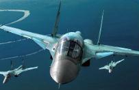 Rosyjskie samoloty w Syrii uzbrojone w rakiety powietrze-powietrze