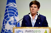 Beata Szyd�o na szczycie klimatycznym: czujemy si� liderami redukcji emisji CO2
