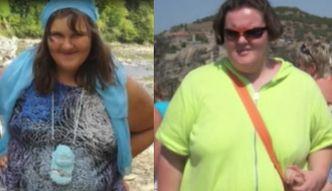 Matka i córka schudły łącznie ponad 160 kilogramow
