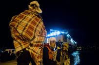 W�oska Gwardia Przybrze�na uratowa�a 1500 migrant�w na Morzu �r�dziemnym