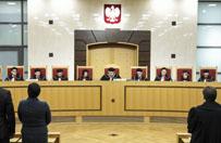 """Ustawa o sędziach TK w Sejmie. """"Tego nie wymyśliła nawet PRL-owska cenzura"""""""
