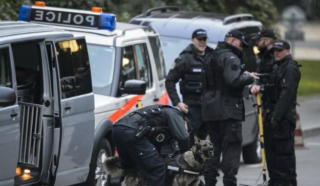 Szwajcarska policja