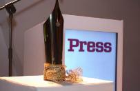 Rozdanie nagr�d Grand Press 2015