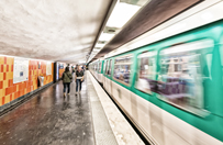 Strajk w paryskim metrze z powodu braku poczucia bezpiecze�stwa