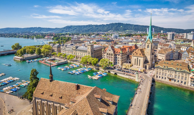 Najdroższe miasta - Zurych, Szwajcaria - WP Turystyka