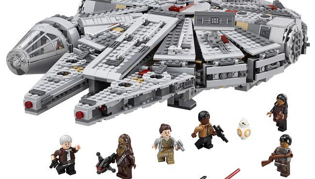 """Lego Star Wars w Warszawie i nowa seria zabawek """"Gwiezdne Wojny. Przebudzenie Mocy"""""""