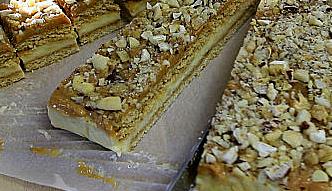 Przepyszne i łatwe ciasto snickers [Skutecznie TV]