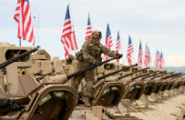 Ekspert: w Polsce powinna stacjonowa� co najmniej jedna brygada wojsk USA