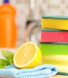 Produkty spożywcze niezawodne przy sprzątaniu