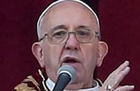 Papie� apeluje o pok�j w Syrii, Iraku i na ca�ym �wiecie, pot�pia terroryzm