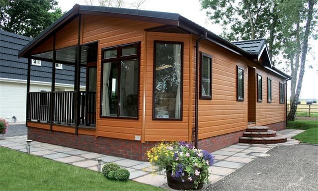 Small Prefab Log Cabins