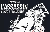 Charlie Hebdo: prowokacyjna ok�adka w rocznic� zamachu