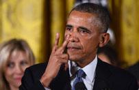 """Podczas konferencji Obamie pociek�y �zy. """"Doprowadza mnie to do szale�stwa"""""""
