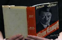 """Burza wokół """"Mein Kampf"""" Adolfa Hitlera. Wydawca odpiera zarzuty o antysemityzm. """"To haniebne"""", """"absurd"""""""
