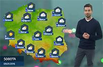 Prognoza pogody na 9 stycznia (plus dwa kolejne dni)