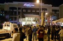 Atak na hotel w Hurghadzie. Ranni turyści