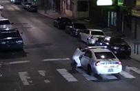 Policjant zaatakowany przez sympatyka d�ihadyst�w walczy o �ycie