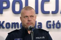 Komendant główny Zbigniew Maj: wobec dziennikarzy były stosowane formy pracy policji