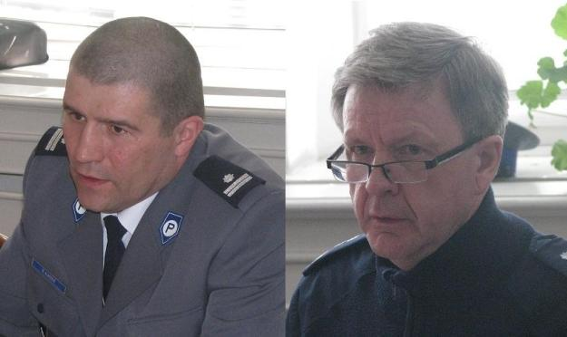 Roman Kuster i J�zef Klimczewski.