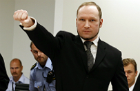 Anders Breivik by� zatrzymany przez niemieck� policj� dwa lata przed zamachem na wyspie Ut�ya. Mia� przy sobie amunicj� i cz�ci uzbrojenia. Zosta� wypuszczony na wolno��