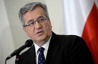 Bronisław Komorowski zainicjował działalność swego instytutu. Zajmie się tematyką europejską oraz 25-lecia polskiej wolności