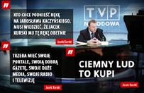 Internet kpi ze zmian w TVP i zwolnionych dziennikarzy
