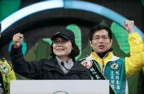Opozycja wygrywa wybory na Tajwanie. G�osowanie w cieniu g�o�nego skandalu z udzia�em popularnej piosenkarki
