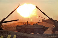 """Rosja b�dzie produkowa�a """"czo�gi zamiast mas�a"""". Putin tnie wydatki w sferze cywilnej, by zachowa� tempo modernizacji armii. Cena jest wysoka, ale i tak mo�e okaza� si� niewystarczaj�ca"""