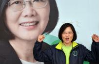 """Tajwa�ska �amig��wka. Po wyborach na Tajwanie oddalaj� si� marzenia Pekinu o """"wielkim renesansie narodu chi�skiego"""""""