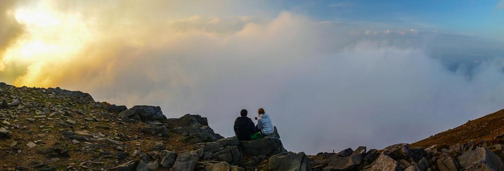 Najwyższy szczyt Beskidów Zachodnich - Babia Góra