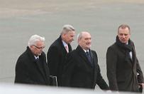 Macierewicz i Waszczykowski w Edyndburgu spotkaj� si� z Philipem Hammondem i Michaelem Fallonem