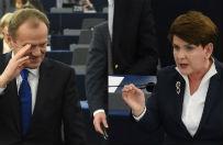 Beata Szyd�o: Donald Tusk ma do spe�nienia bardzo wa�n� rol�