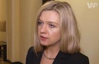 "Ma�gorzata Wassermann odpowiada na atak Tomasza Arabskiego. ""Nie jad�am w Smole�sku obiadu"""