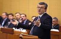 Parlament Chorwacji zaaprobowa� rz�d premiera Oreszkovicia