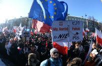 Manifestacje KOD w ca�ej Polsce