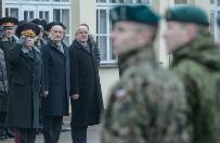 Antoni Macierewicz: tr�jnarodowa brygada w przysz�ym roku osi�gnie gotowo�� operacyjn�