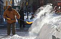 USA po ataku zimy