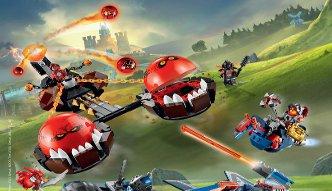 Lego Nexo Knights - klocki i rzeczywistość rozszerzona